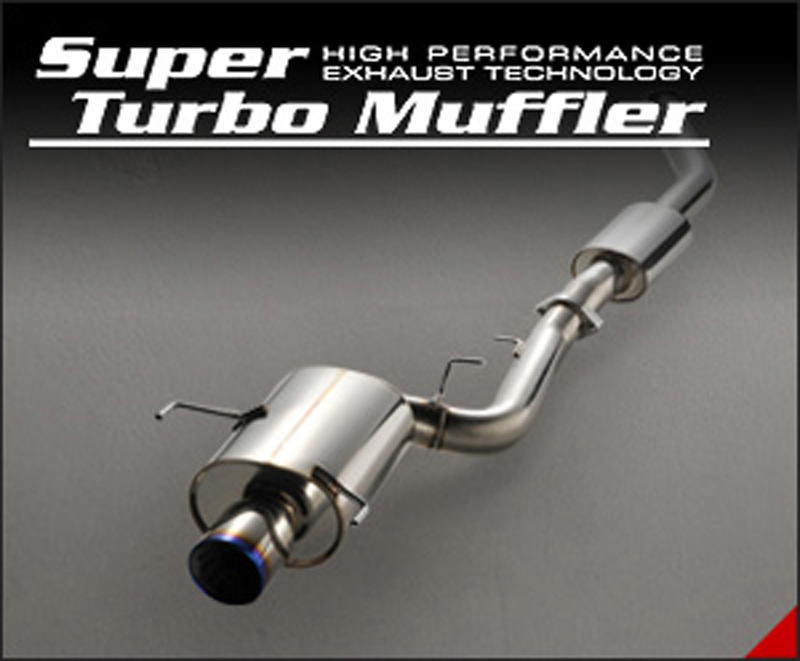 Super Turbo MUFFLER