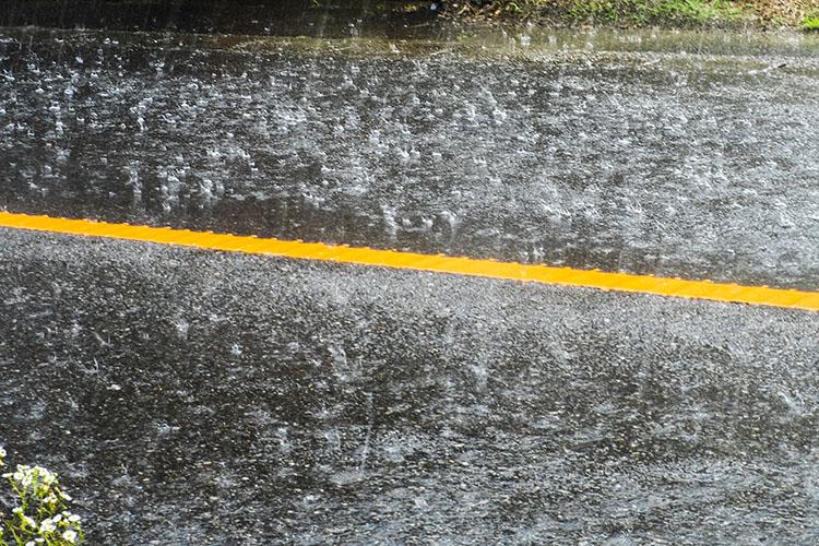 大雨のイメージ