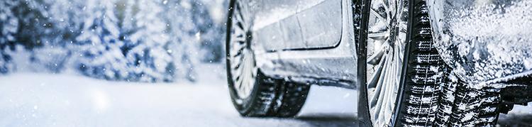 雪道走行イメージ