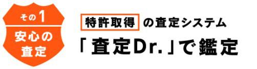 査定Dr.で鑑定